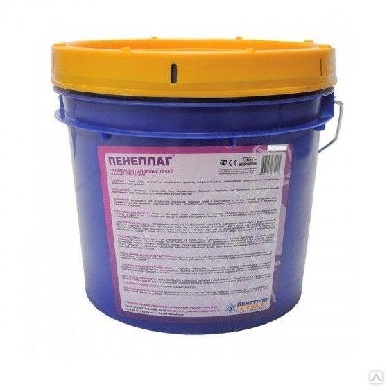 Гидроизоляция Мурексин 25 кг - цена. Купить в Москве с ...